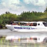speedboat saigon river tour