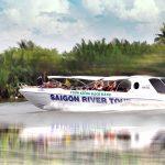 speedboat saigon river tour