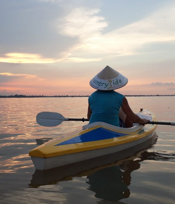 ben tre adventure kayaking