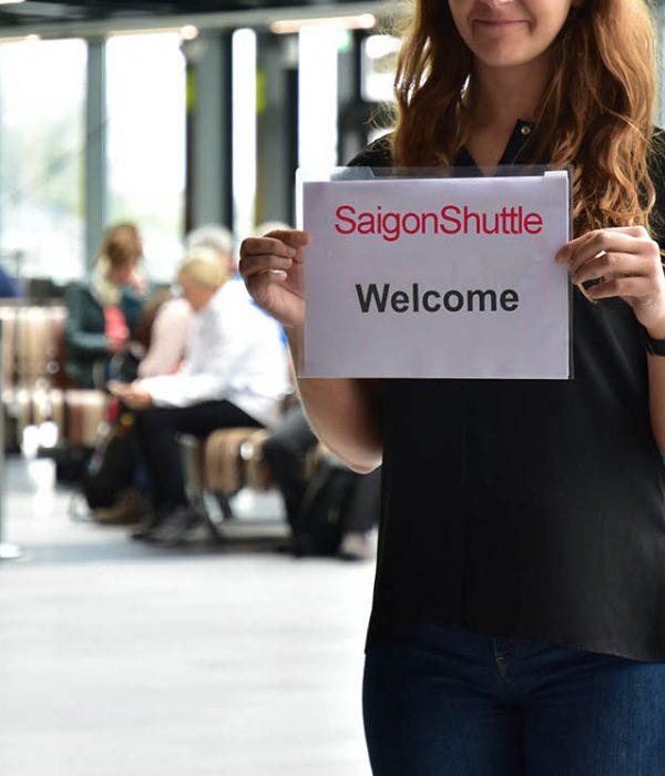 saigon airport pick up